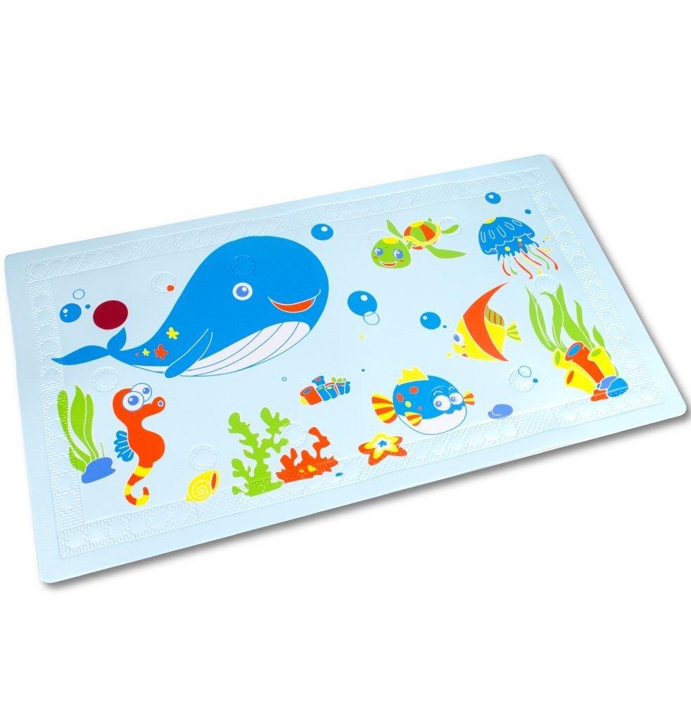 【EXPECT】卡通浴室感溫防滑墊-米菲寶貝