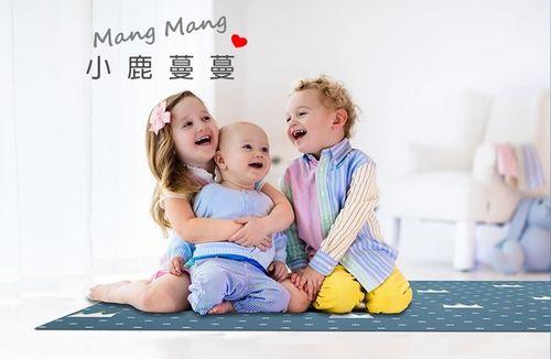 【Mang Mang】小鹿蔓蔓-兒童PVC遊戲地墊(皇冠)★衛立兒生活館★