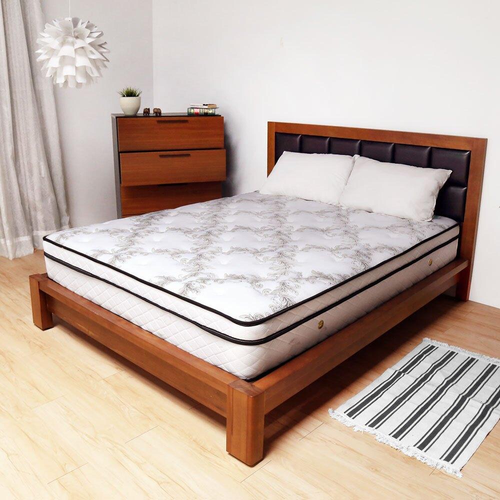 莫莉九段式雙人獨立筒床墊/雙人5尺(軟硬適中)/H&D東稻家居-消費滿3千送點數10%