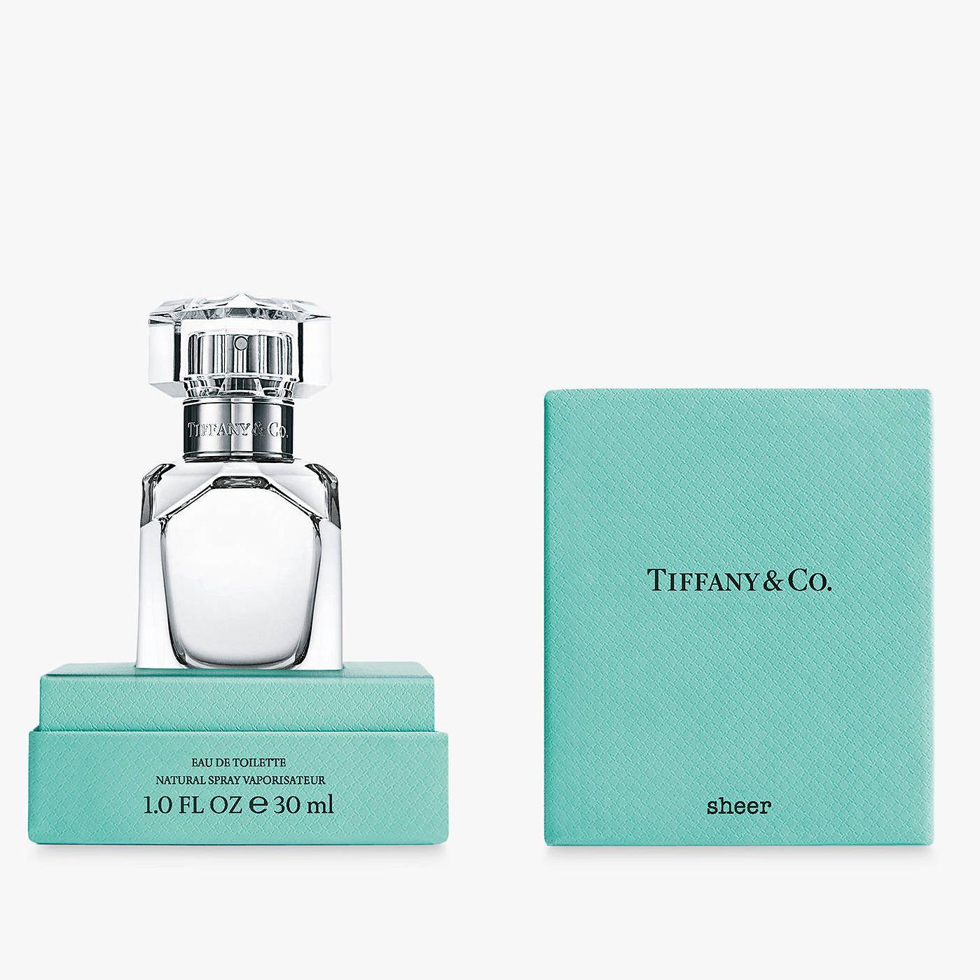 Tiffany&Co 同名晶淬女性淡香水 30ml