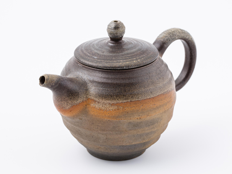 柴燒3-茶壺
