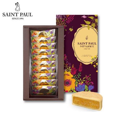 聖保羅烘焙花園  鳳梨酥10入禮盒