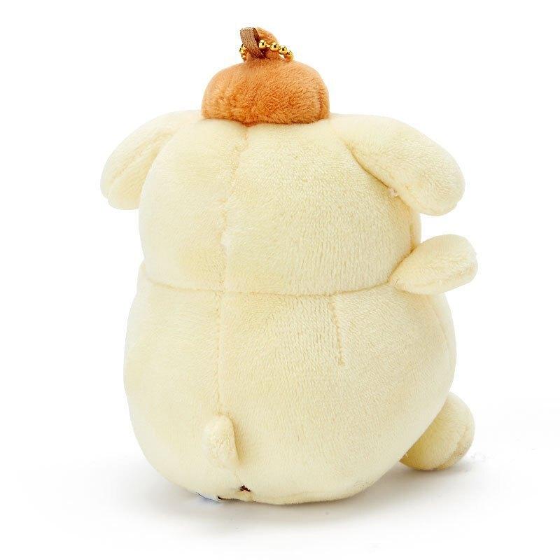 絨毛娃娃小吊飾 三麗鷗 布丁狗 黃色 冰淇淋 日正版進口授權