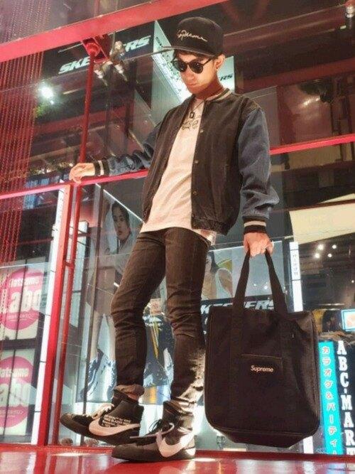 KUMO SHOES-Supreme tote bag Pola Tec tote bag 18fw aw 2018 托特包 手提包