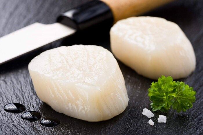 生食級干貝(3S) 1公斤/盒