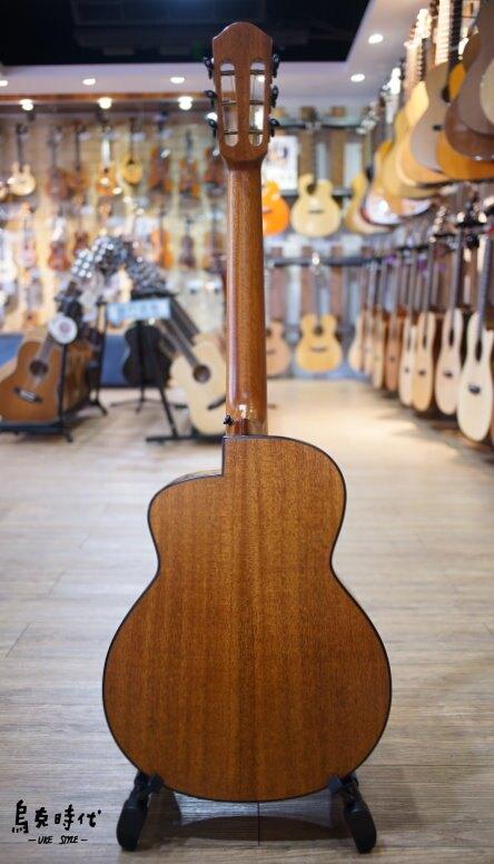 烏克時代~Anuenue鳥吉他MV114旅行吉他,全單板紅杉木+側背桃花心