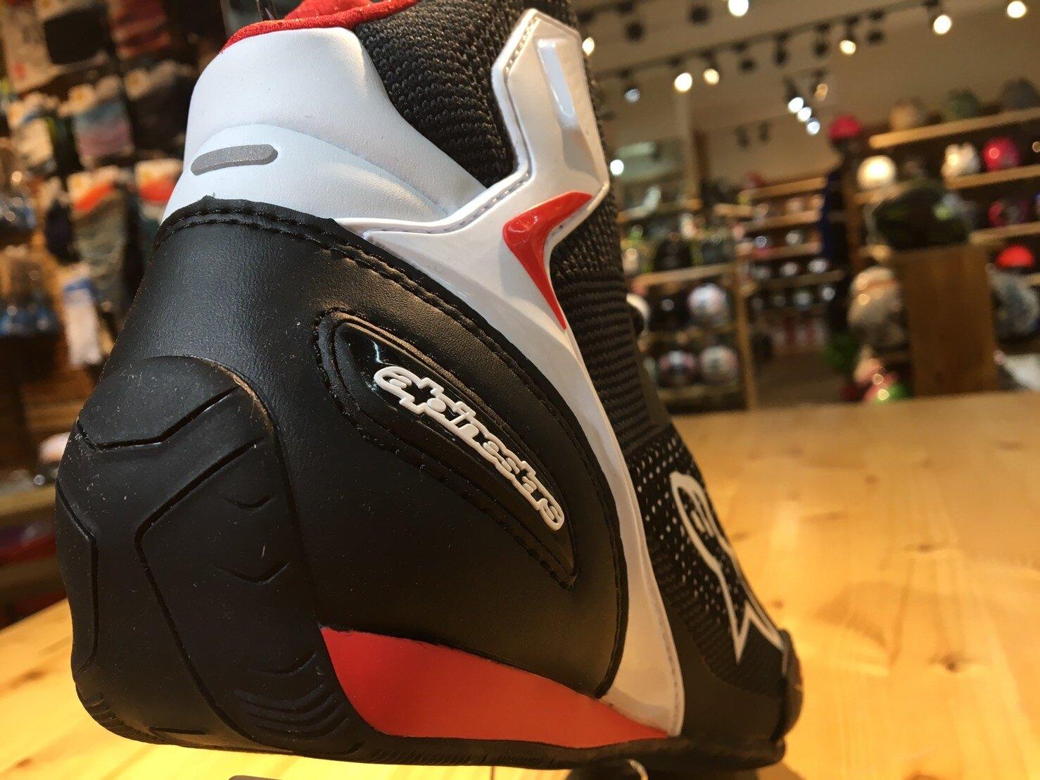~任我行騎士部品~ ALPINESTARS FASTER-3 RIDEKNIT SHOES 車靴 防摔 休閒 透氣 舒適 2019新款 A星 黑白紅