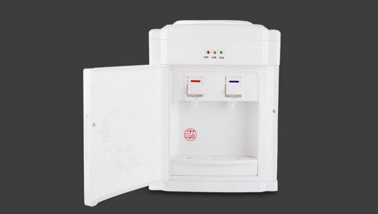 飲水機臺式飲水機迷你型冷熱冰溫熱節能家用辦公室宿舍小型桌面燒水壺  聖誕節禮物