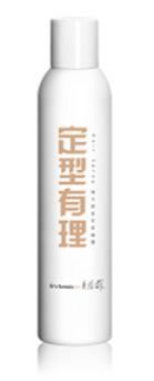 吳依霖代言*台塑生醫 定型有理-強力塑型定型噴霧255ml