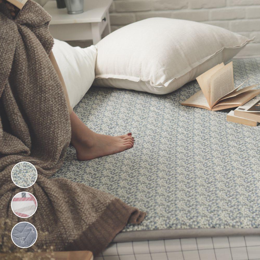 床墊 遊戲墊 雙人加大6x6.2尺【 多款任選】多用途 四季可用 地墊 翔仔居家