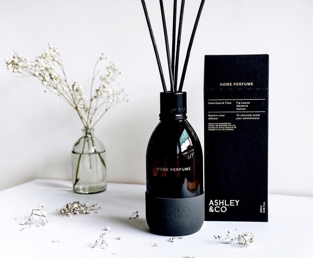 紐西蘭 ASHLEY & CO 風格獨香 擴香竹 沉澱時刻