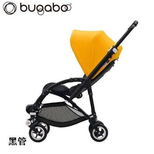 【特價限量售完為止】荷蘭 Bugaboo Bee5 輕便嬰兒手推車  (太陽黃遮陽棚)