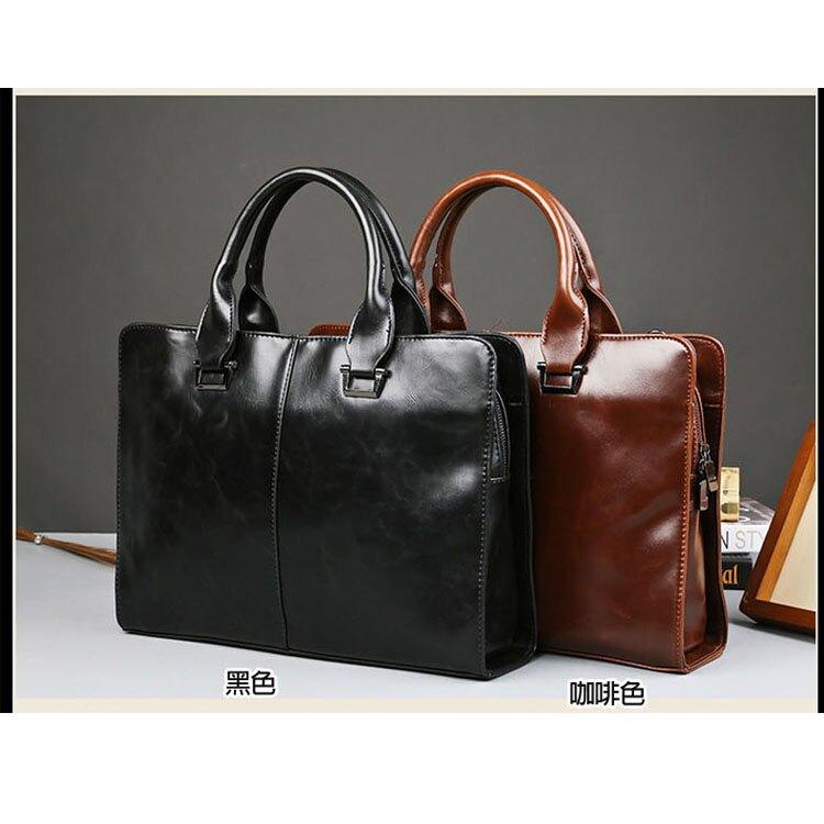 【5折超值價】時尚潮流日系街頭簡約百搭休閒商務手提包側背包