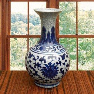 瓷花瓶 陶瓷器 現代時尚家居擺設件客廳裝飾工藝品