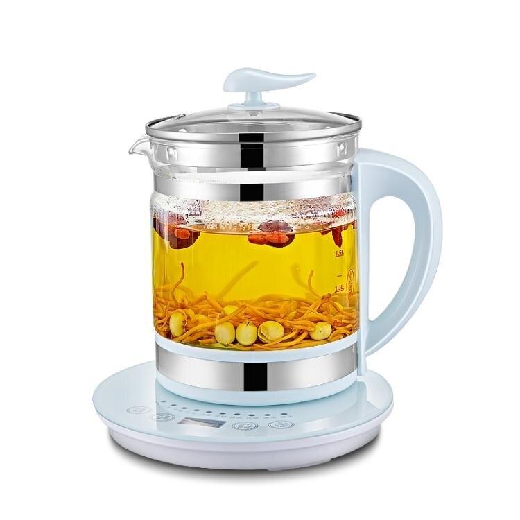 煎藥壺韓偉ZM-Y06B養生壺全自動加厚玻璃煮茶器煎藥中藥壺玻璃燒水壺 喜迎新春