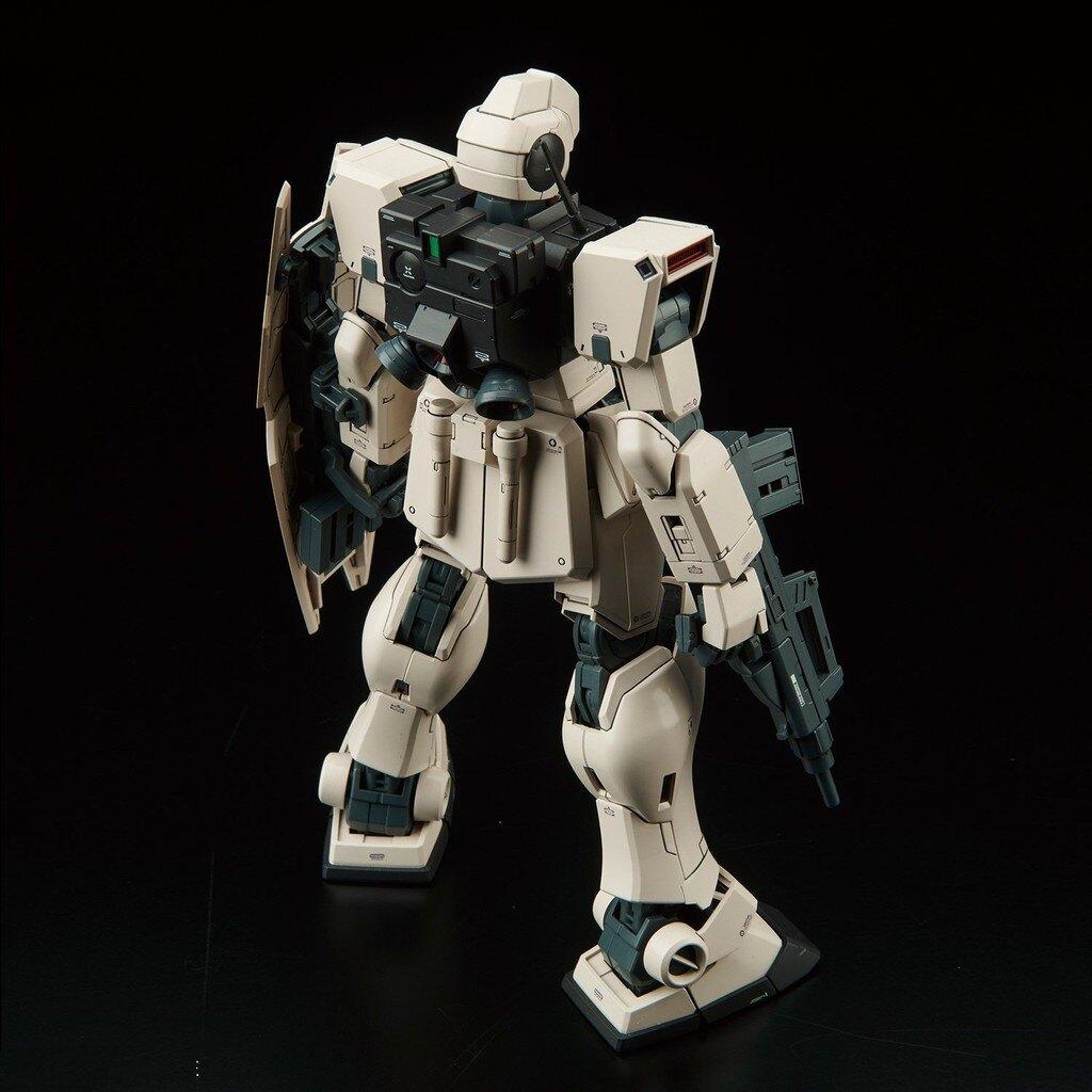 【預購】日本進口正版 1/100 MG 鋼彈 0080 吉姆司令(殖民地戰爭規範) GUNDAM 機動戰士【星野日本玩具】