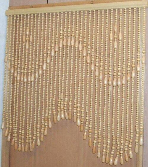 米詩蘭 日式木珠簾(免費宅配到家)B