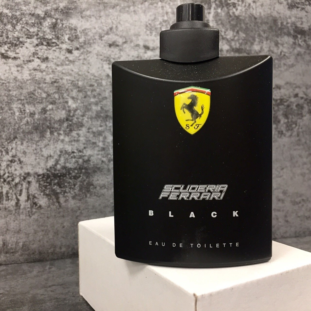 Ferrari 黑色 法拉利 男香 Black 125ml TESTER◐香水綁馬尾◐