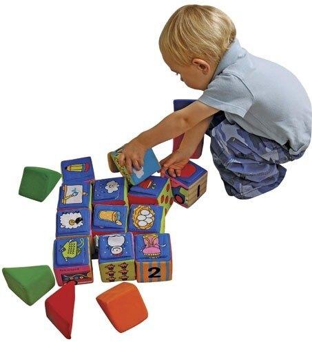 奇智奇思 K's Kids 益智玩具系列-多功能數學遊戲積木組.數字方塊【紫貝殼】
