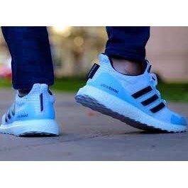 【日本海外代購】Adidas Ultraboost 4.0 冰藍 藍白 水藍 限量 冰與火之歌 權力遊戲 聯名 男女鞋 EE3708