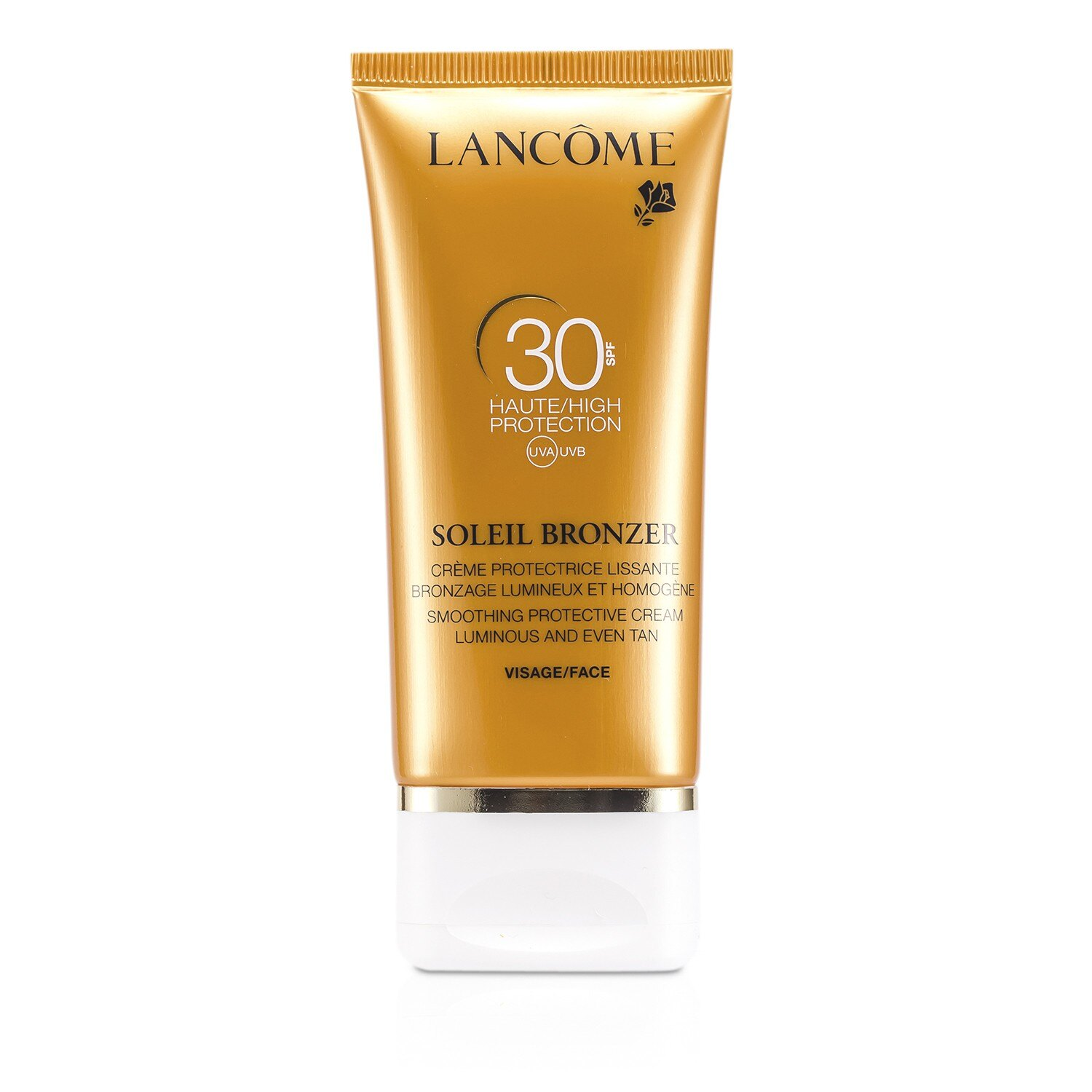 Lancome 蘭蔻 清爽古銅舒緩防曬霜SPF30 Soleil Bronzer Smoothing Protective Cream SPF30 50ml/1.69oz