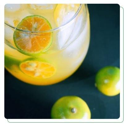 【綠盟】福樹牌 百香果濃糖果汁- 2.5kg/瓶--【良鎂咖啡精品館】