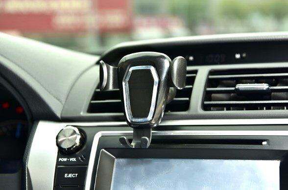 【宸豐】汽車手機支架 汽車出風口手機支架 車用手機架 自動伸縮支架 手機支架