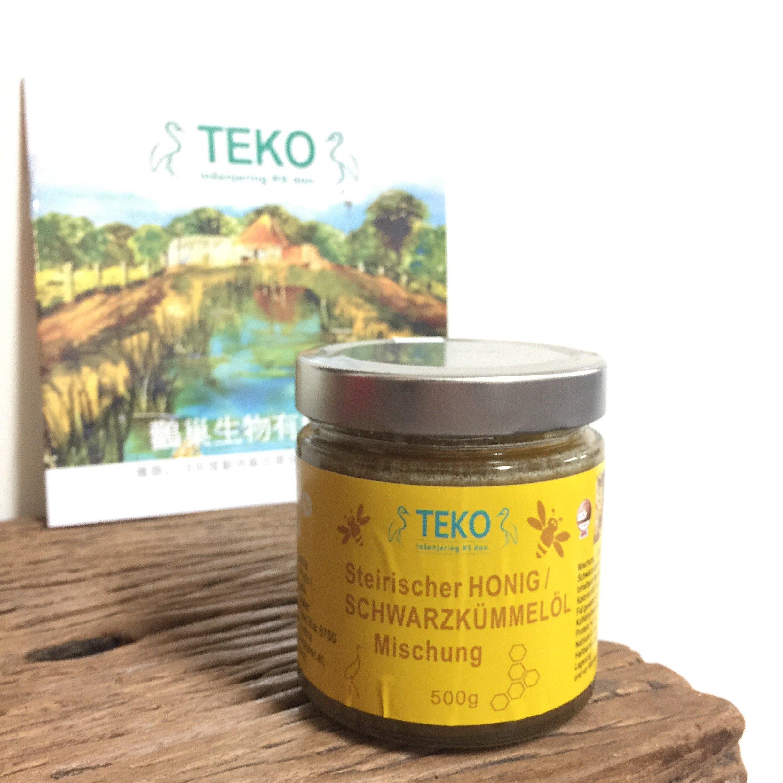 TEKO*進口黑種草油蜂蜜