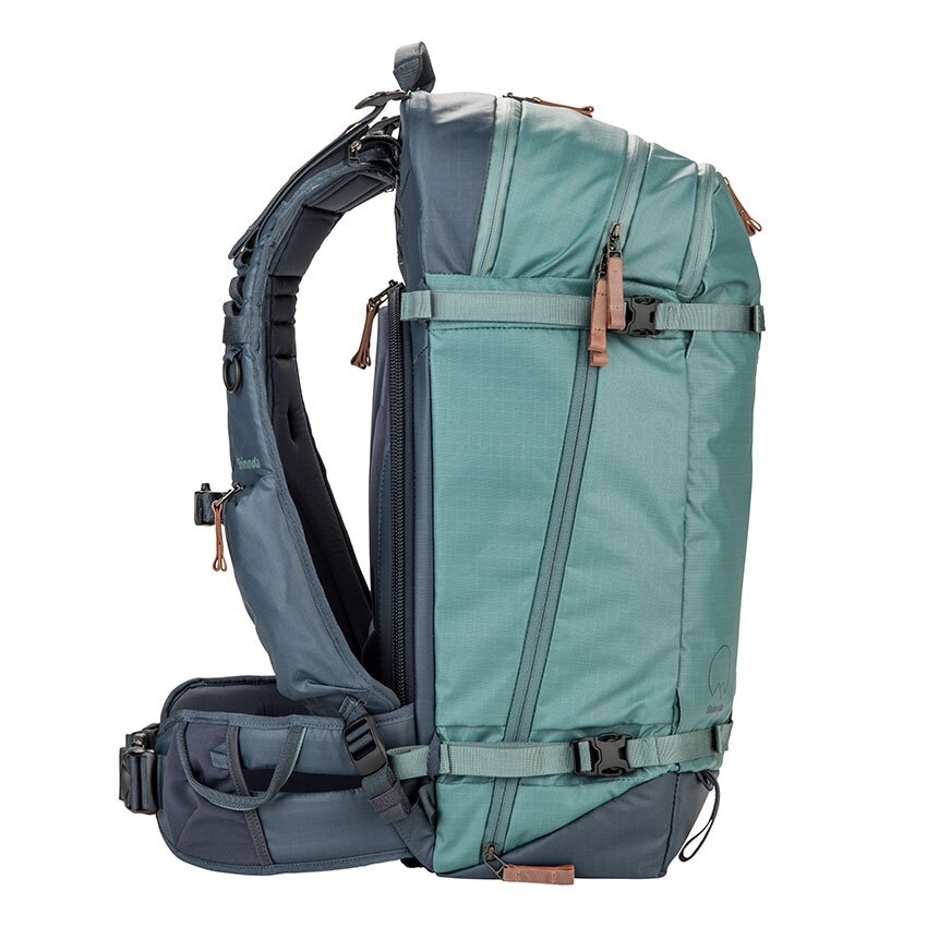 Shimoda Explore 40 冒險攝影背包 海藍 公司貨 後背包 相機包 13吋筆電 可側取 520-002