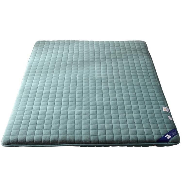 榻榻米床墊1.5/1.8m加厚保暖海綿墊家用單雙人折疊床褥子墊被x2米  聖誕節禮物