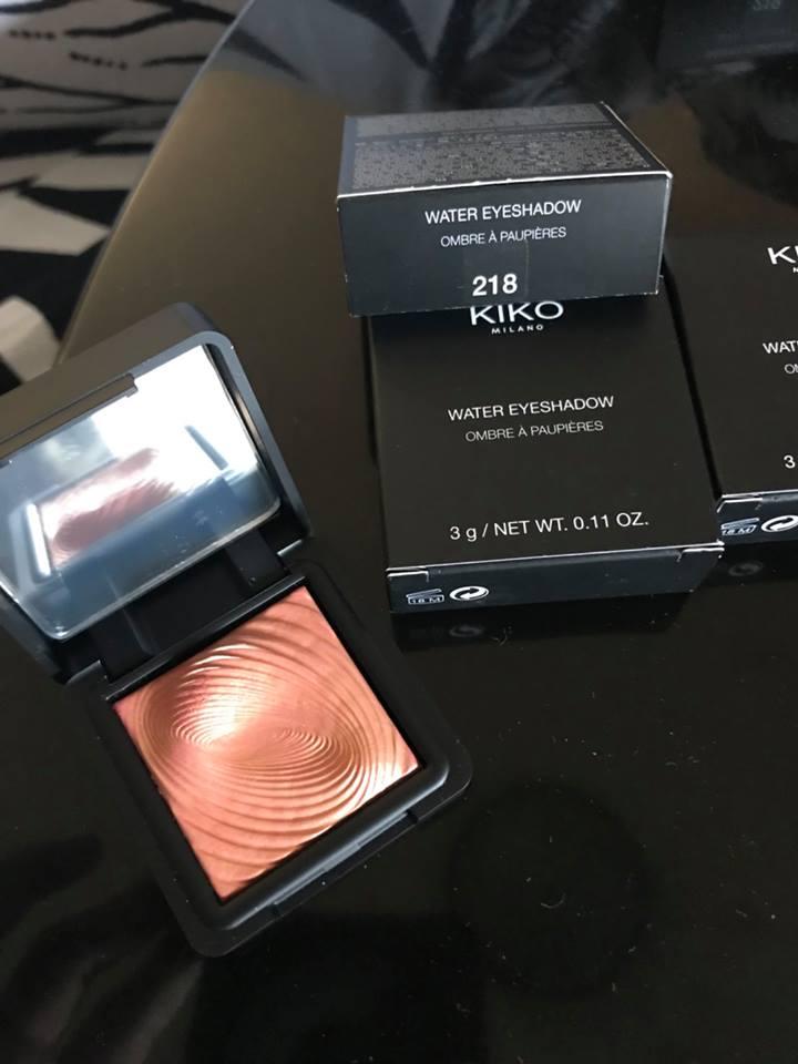 【德潮購】義大利kiko 經典 水波紋眼影 眼影控必買人氣商品 世界最美的眼影《SUPER SALE 樂天雙12購物節》
