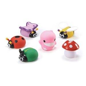 KUKU酷咕鴨 水中玩具-花園昆蟲組(KU1111)(顏色隨機出貨)★衛立兒生活館★