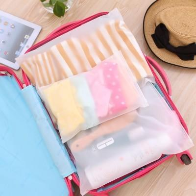 密封袋收納包大號【LA054】NO135密封袋 衣物分裝袋 衣物收納袋 行李箱收納包《八八八e網購
