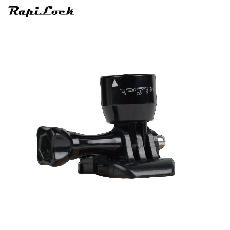RapiLock Buckle 轉接環+快扣 GOPRO 快拆座 腳架 自拍桿 運動相機 快拆 快裝