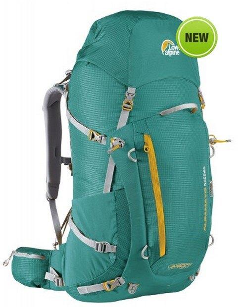 【領券最高折$400】Lowe alpine Alpamayo ND登山健行背包FBP-66-55 (65+20L) /城市綠洲 (後背包、登山活動、旅行、爬山、登山、小百岳、中級山)