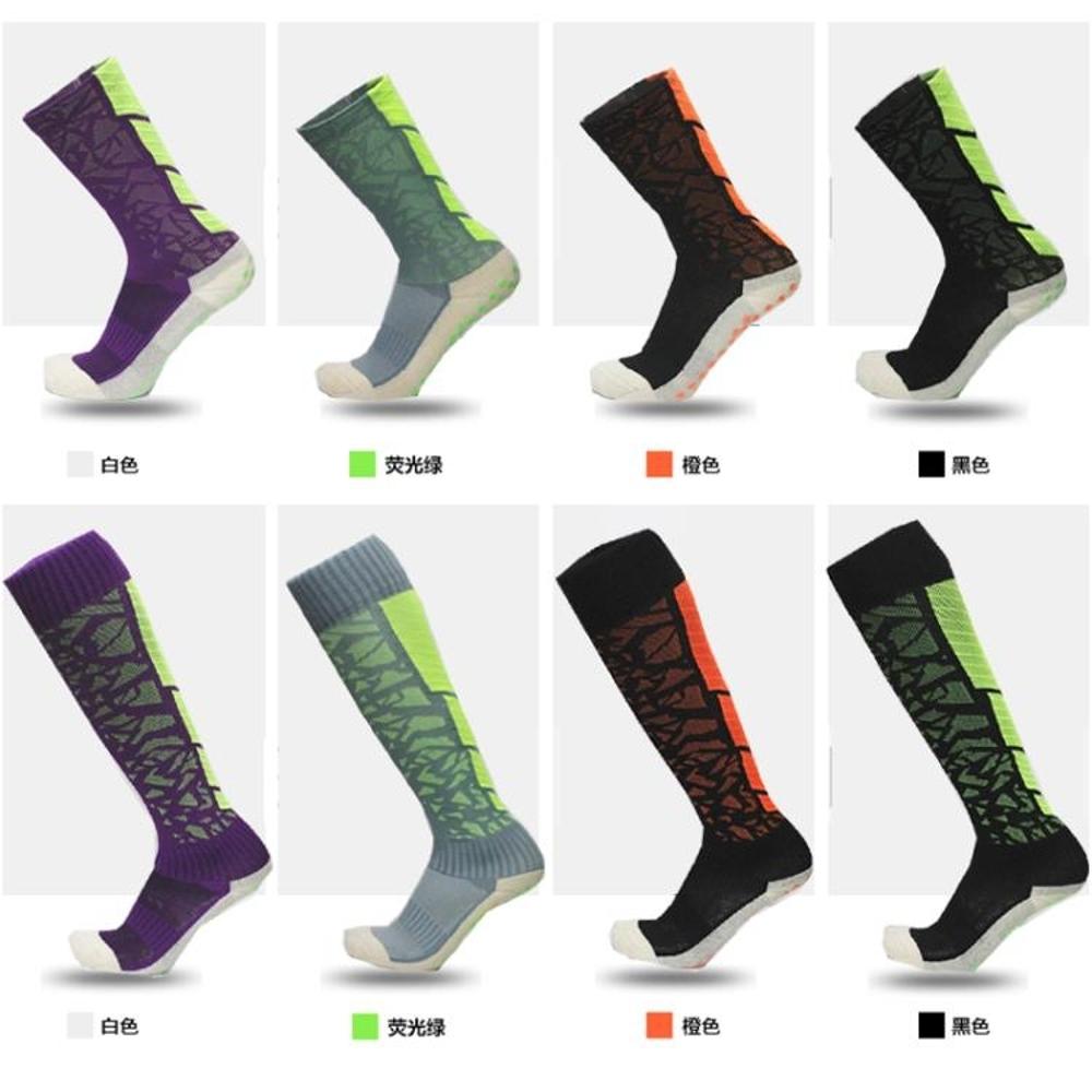 足球襪男款毛巾底長筒襪防滑運動訓練短筒神襪中筒襪子