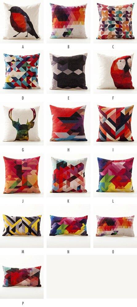 ✤宜家✤時尚簡約實用抱枕3  靠墊 沙發裝飾靠枕