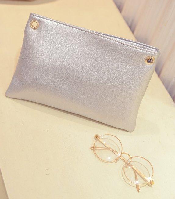 【Miss 小Q】韓國 復古 迷你 真皮 小方包 小包 側背包 女包 小女包 手拿包 KOREA 軟皮包