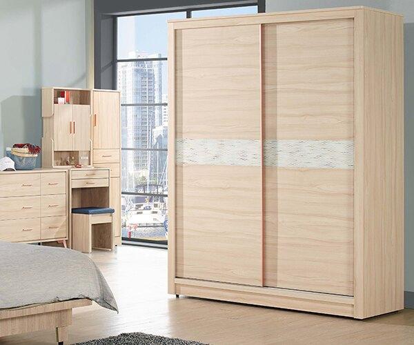 衣櫃【YUDA】瓦妮莎 7*7 衣櫥/衣物櫃/櫥櫃(附側拉鏡) J9S 305-7