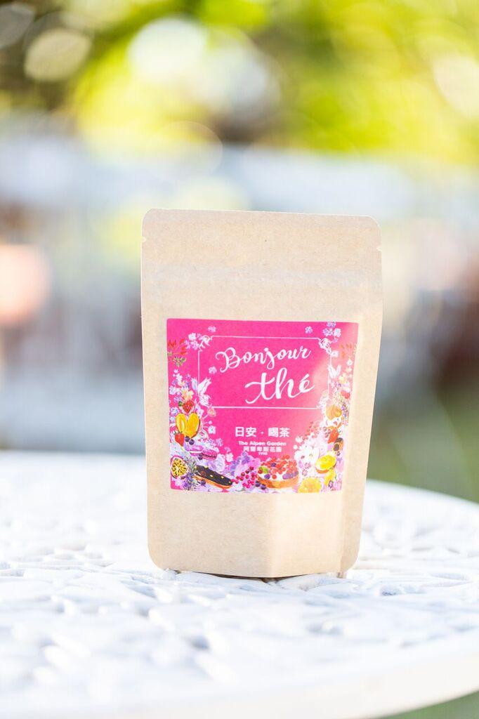日安喝茶~覆盆子慕斯風味茶 20入茶包裝