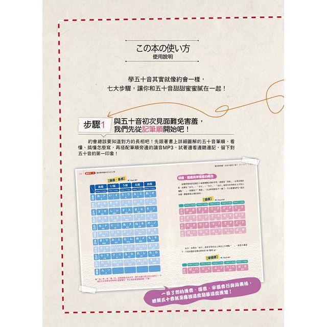圖解第一本真的學得會的日文五十音