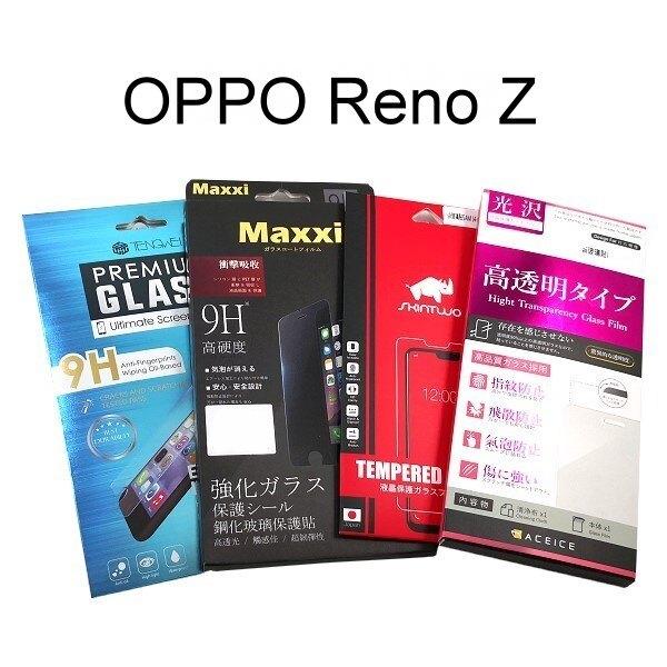 鋼化玻璃保護貼 OPPO Reno Z (6.4吋)