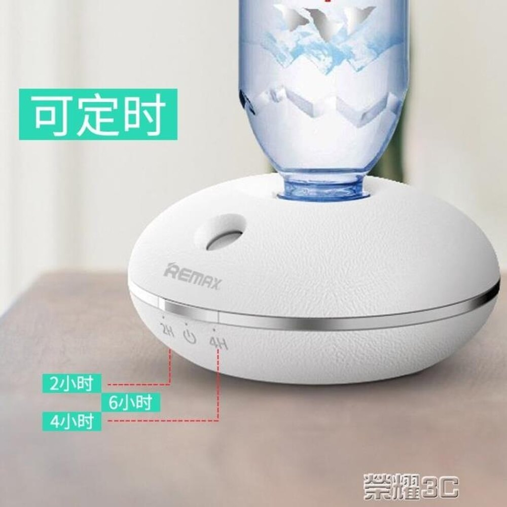 免運 加濕器 空氣礦泉水瓶迷你usb加濕器小便攜式辦公室桌面家用臥室靜音小型女
