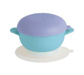 【淘氣寶寶】小獅王 辛巴 Simba 美味漢堡吸盤碗(樂活海洋堡) S3351