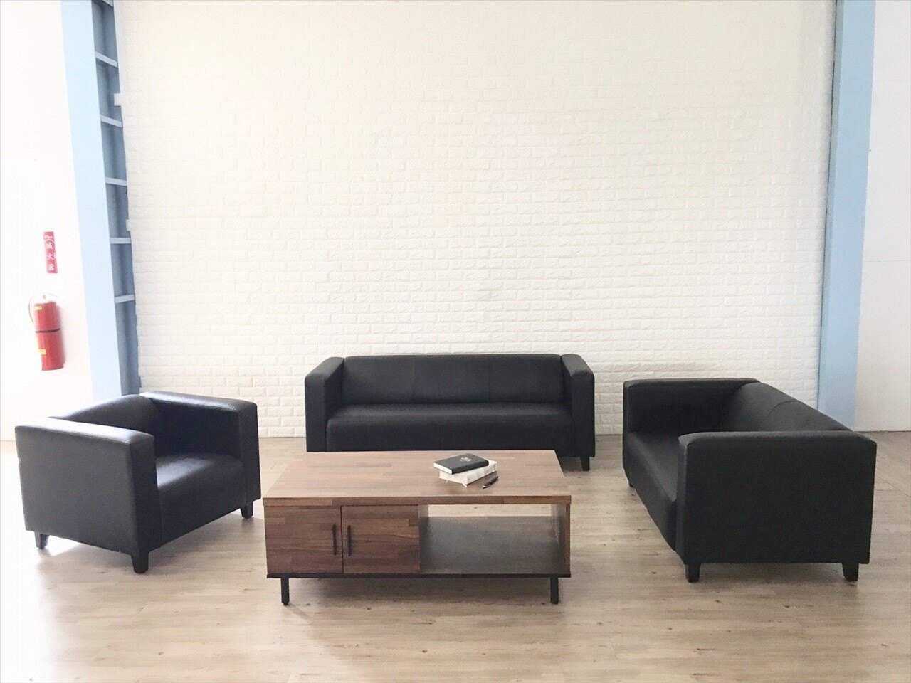 【石川家居】#IG ㄇ字新型系列 雙人座沙發 多色可選 台灣製 (不含茶几與其他商品) 台北到高雄搭配車趟免運