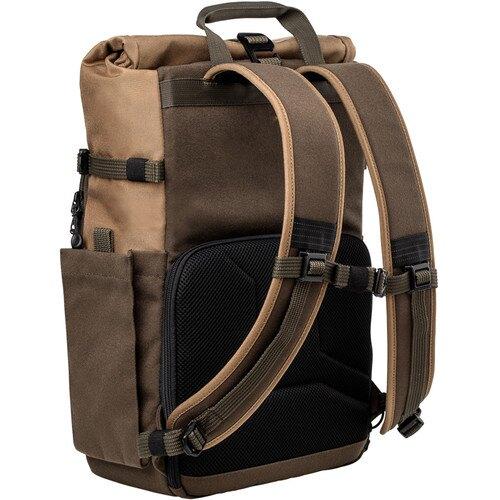 Tenba Fulton 14L後背包 637-723 黑 公司貨 雙肩包 帆布包 相機包 可放 10.5吋平板 三腳架