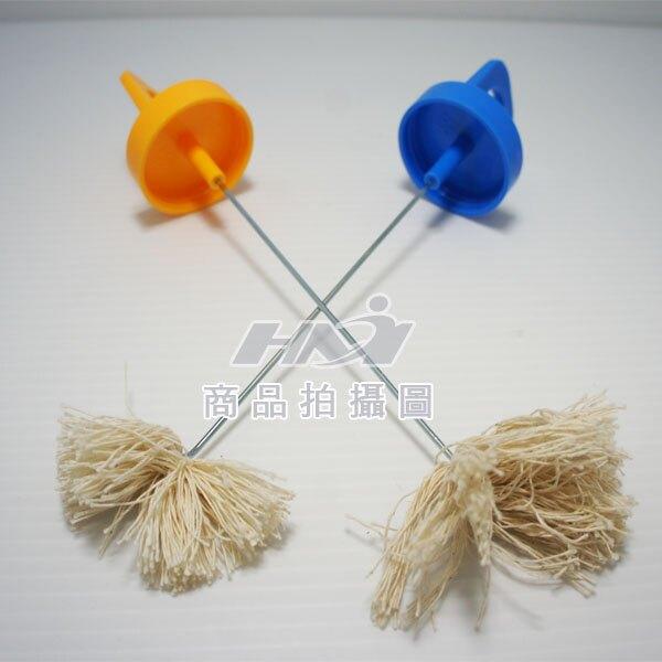 《台灣製》硬質膠合劑 專用刷 1KG 用/ PVC塑膠管黏著劑 接著劑 /膠油黏合劑/ 水管膠水專利刷頭(1入)