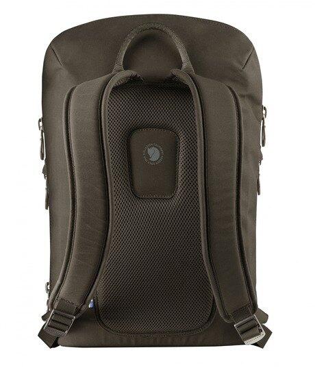 ├登山樂┤瑞典 Fjallraven Kiruna Backpack 22L 筆電背包-黑 # F24251-550