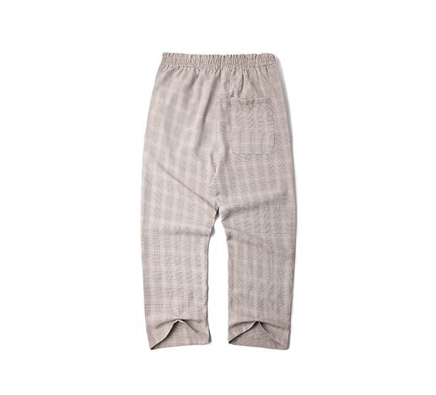 FINDSENSE H1夏季 歐美 男  嘻哈 個性 街頭 運動 直筒情侶長褲 寬鬆百搭  休閒褲  潮男褲子