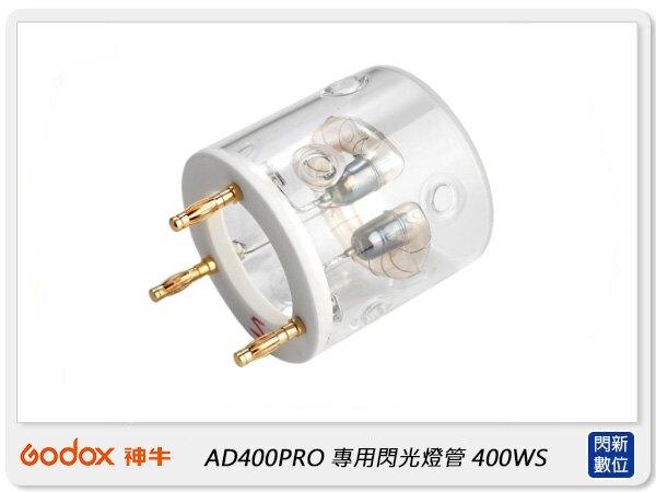 【滿3000現折300+點數10倍回饋】GODOX 神牛 AD400 PRO專用 閃光燈管400WS (公司貨) 閃燈專用燈管